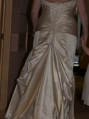 Maggie Sottero – Size 18 dress – Cranebrook - 2
