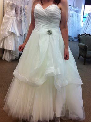 Size 14 dress | Second hand wedding dresses Belair - Size 14