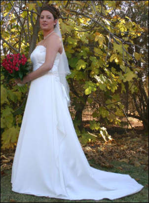 Size 12 dress | Second hand wedding dresses Highett - Size 12