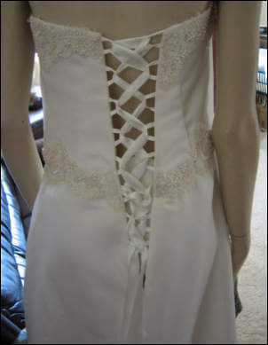 Size 12 dress | Second hand wedding dresses Highett - 2