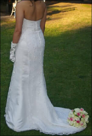 Size 12 dress | Second hand wedding dresses Hornsby - Size 12