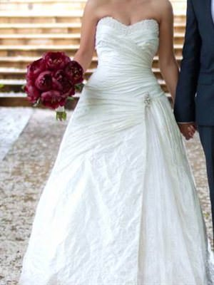 Judith Valente – Size 10  dress | Second hand wedding dresses Rosebud West - Size 10