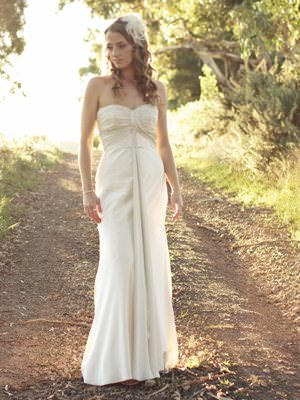 Luci Di Bella – Size 10  dress | Second hand wedding dresses Heatherton - Size 10