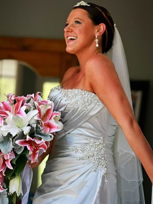Size 12 dress | Second hand wedding dresses Ferntree Gully - Size 12