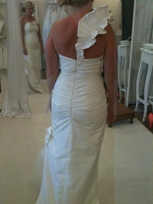 Hilde Heim – Size 10  dress | Second hand wedding dresses Ferny Hills - 2