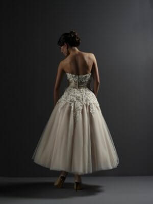 Justin Alexander – Size 8  dress | Second hand wedding dresses Latham - 2