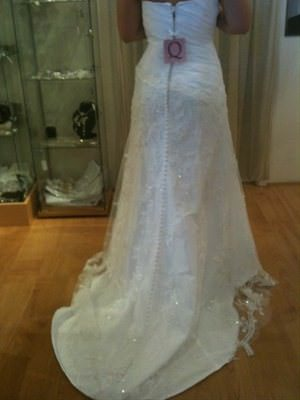 Size 10 dress | Second hand wedding dresses Seaford - 2