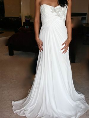 San Patrick – Size 10  dress | Second hand wedding dresses North Sydney - Size 10