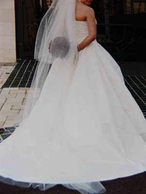 Size 10 dress | Second hand wedding dresses Attadale - 2