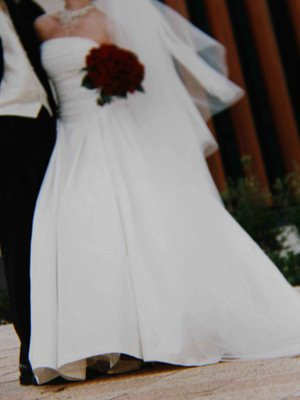 Size 10 dress | Second hand wedding dresses Attadale - Size 10