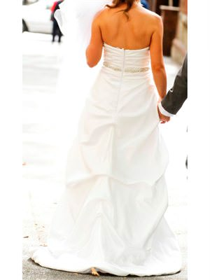 Colette Foubert – Size 8  dress | Second hand wedding dresses Hove - 2