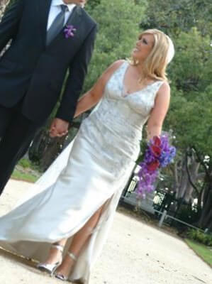 Size 14 dress | Second hand wedding dresses Williamstown - Size 14