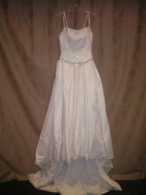 Size 12 dress | Second hand wedding dresses Kalgoorlie - Size 12
