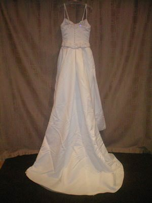 Size 12 dress | Second hand wedding dresses Kalgoorlie - 2