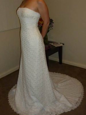 Pronuptia – Size 10  dress | Second hand wedding dresses Naremburn - Size 10