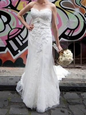 Maggie Sottero – Size 6 dress – Malvern East - Size 6