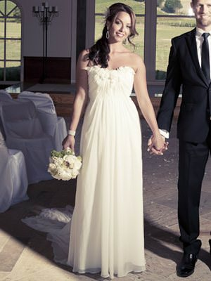 Maggie Sottero – Size 10  dress | Second hand wedding dresses Northcote - Size 10