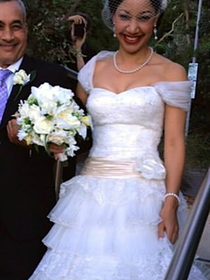 Brides In Love – Size 8 dress – Newington - Size 8
