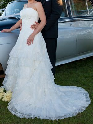 Size 12 dress | Second hand wedding dresses Windaroo - Size 12