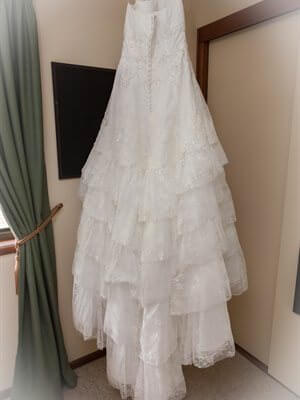 Size 12 dress | Second hand wedding dresses Windaroo - 2
