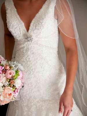 Size 8 dress | Second hand wedding dresses Donvale - Size 8