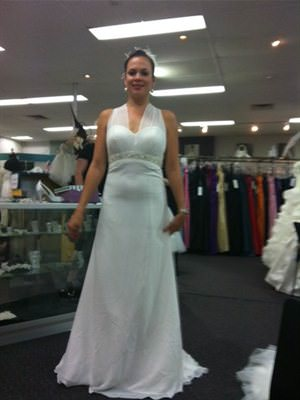 Size 10 dress – Stafford Heights - Size 10