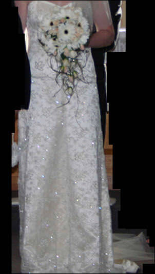 Darb Bridal Couture – Size 10 dress – Boondall - Size 10