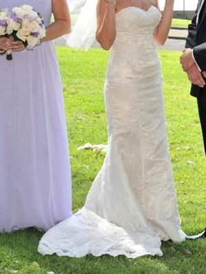 Henry Roth – Size 10  dress | Second hand wedding dresses Maroubra - 2