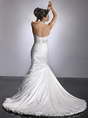 Size 8 dress | Second hand wedding dresses Clayton - 2
