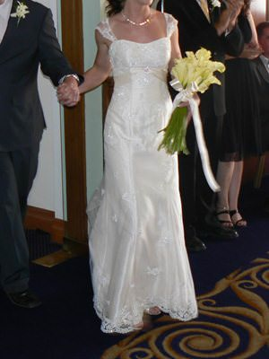 Raffaele Ciuca – Size 10  dress | Second hand wedding dresses Cheltenham - 2