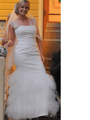 Vintage Wedding Dress Company – Size 10  dress | Second hand wedding dresses Mount Crosby - Size 10