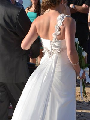 Sottero and Midgley – Size 10  dress | Second hand wedding dresses Port Macquarie - 2