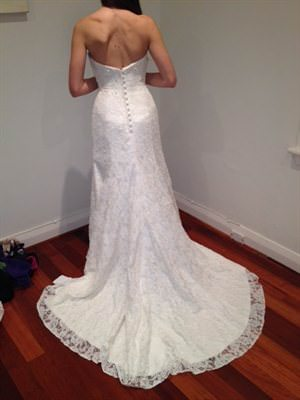 Mariana Hardwick – Size 10  dress | Second hand wedding dresses Sydney - Size 10