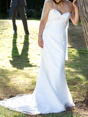 Vintage Wedding Dress Company – Size 10  dress | Second hand wedding dresses St Albans - Size 10