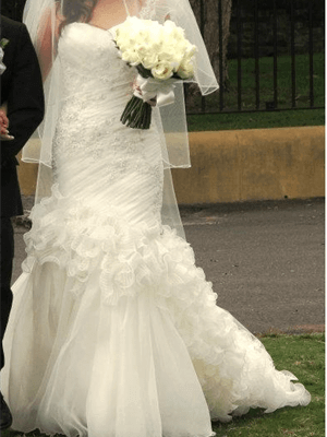Demetrios – Size 6  dress | Second hand wedding dresses Drummoyne - Size 6