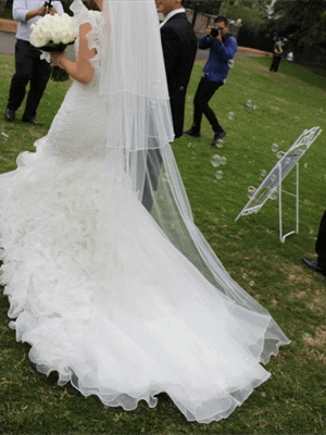Demetrios – Size 6 dress – Drummoyne - 2