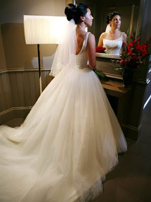 Maggie Sottero – Size 8  dress | Second hand wedding dresses Hornsby - 2