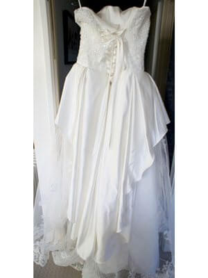 Ian Stuart – Size 12  dress | Second hand wedding dresses Watson - 2
