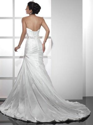 Maggie Sottero – Size 6 dress – Ashmore City - 2