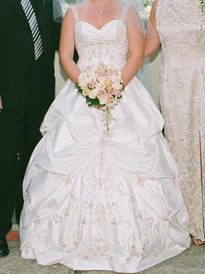Size 12 dress | Second hand wedding dresses Isaacs - Size 12