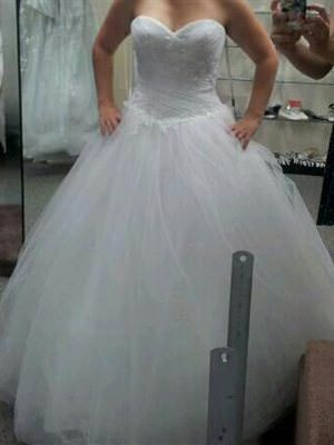Size 10 dress | Second hand wedding dresses Corbie Hill - Size 10
