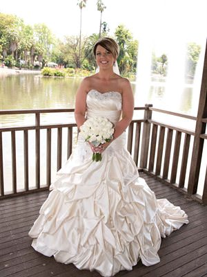 Size 12 dress | Second hand wedding dresses Caroline Springs - 2