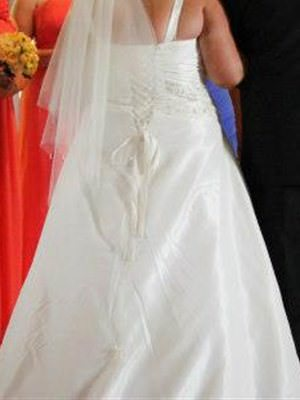 Size 20 dress | Second hand wedding dresses Springvale - 2