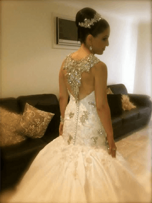 Liade Couture – Size 8  dress | Second hand wedding dresses Ryde - 2