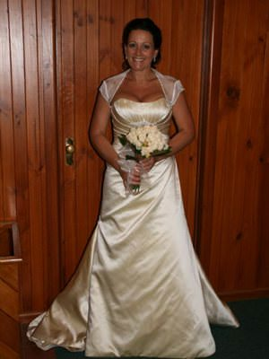 Size 12 dress | Second hand wedding dresses Canadian - Size 12