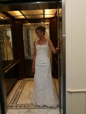 Size 8 dress | Second hand wedding dresses Helensvale - Size 8