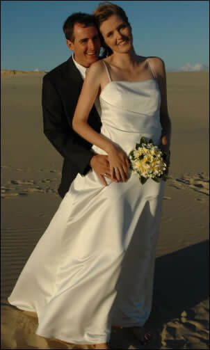 Size 14 dress | Second hand wedding dresses South Coogee - Size 14