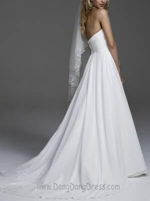 Henry Roth – Size 16 Chiffon dress | Second hand wedding dresses Ethelton - 2