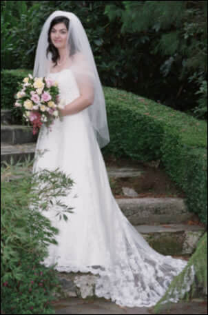 Size 12 dress | Second hand wedding dresses Glen Iris - Size 12
