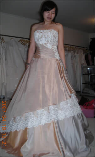 Maggie Sottero – Size 10  dress | Second hand wedding dresses Melton West - Size 10